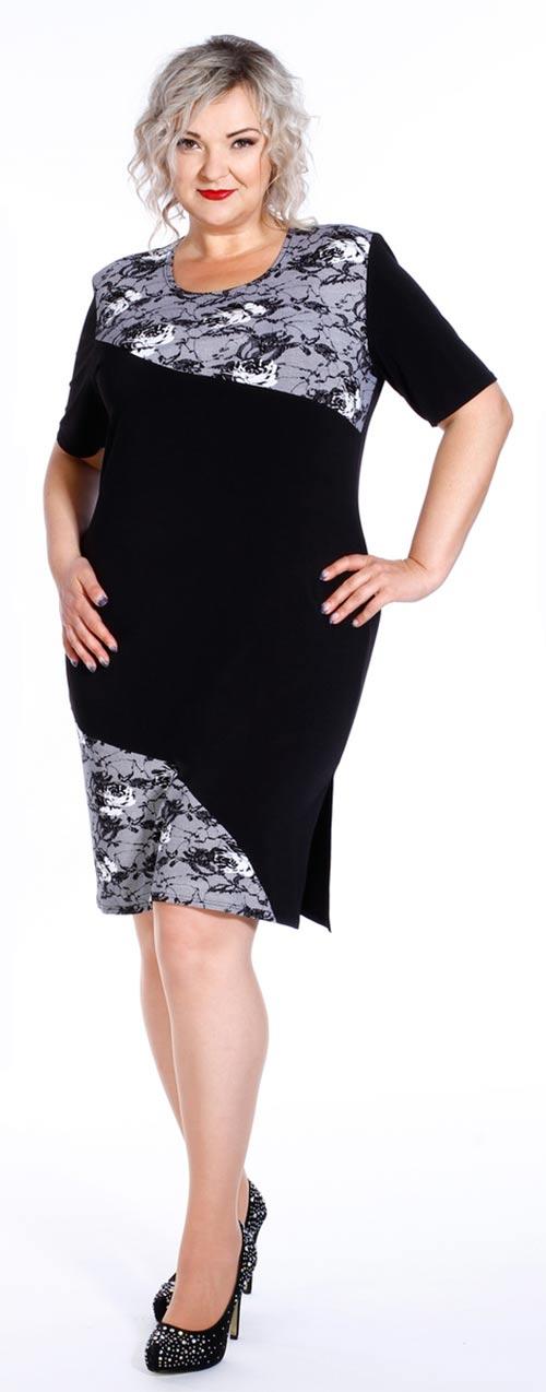 Elegantní pouzdrové šaty Petrklíč Digy
