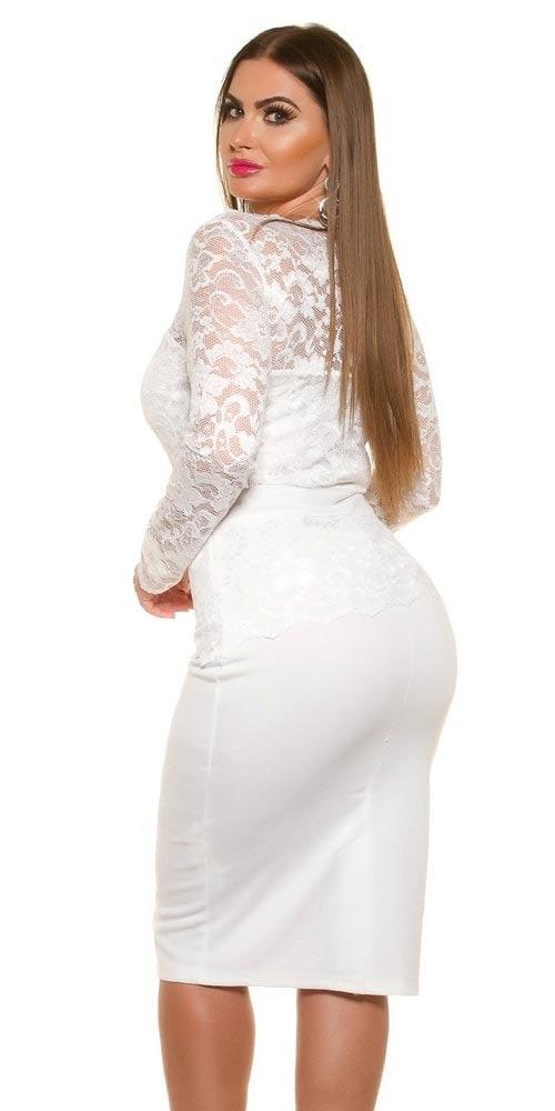 Šaty pro ženy s větším zadkem
