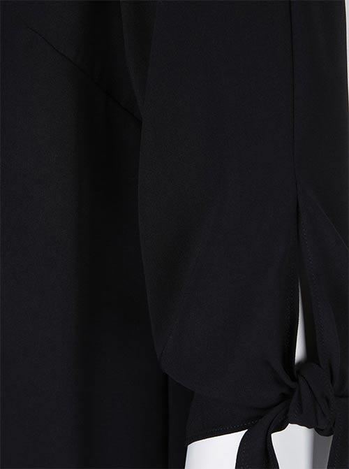 Dámské sako s tříčtvrtečními rukávy