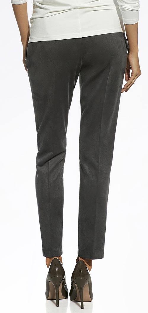 Společenské kalhoty pro plnoštíhlé