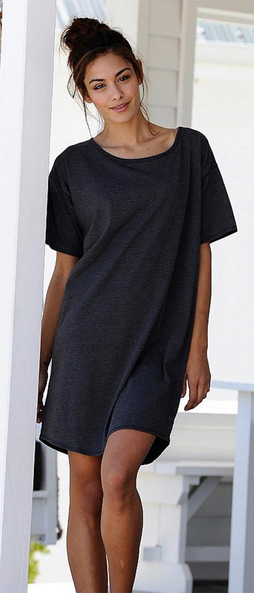 Bavlněná noční košilka