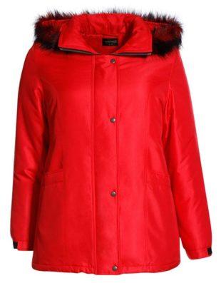 Dámská zimní bunda více barevných odstínů