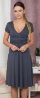 Elegantní XXL dámské šaty