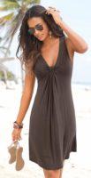 Lehounké letní šaty na dovolenou