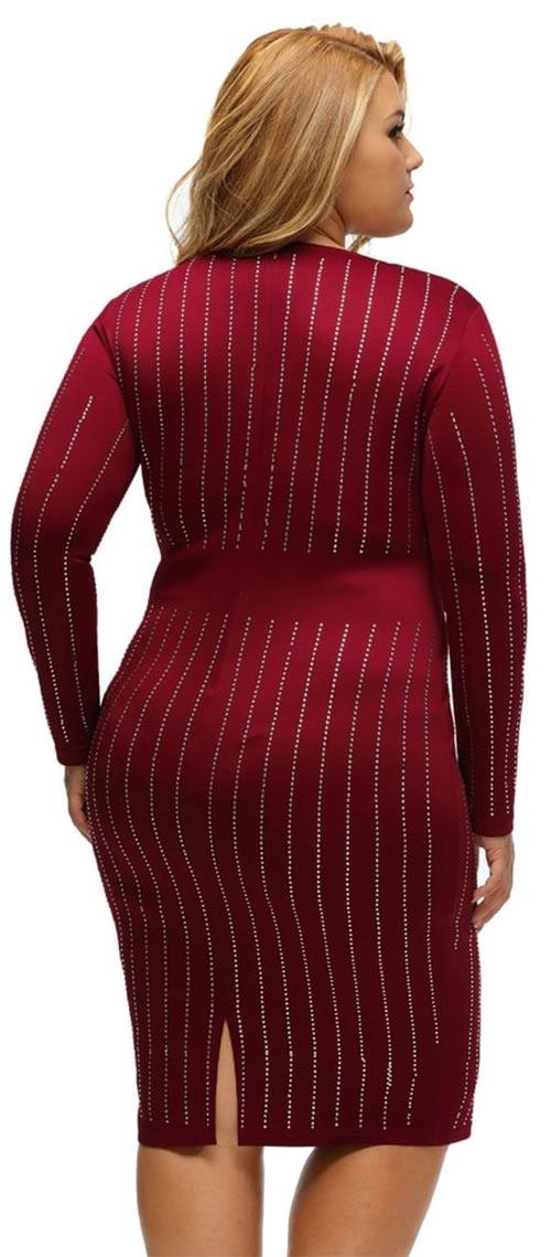 Plesové maxi šaty