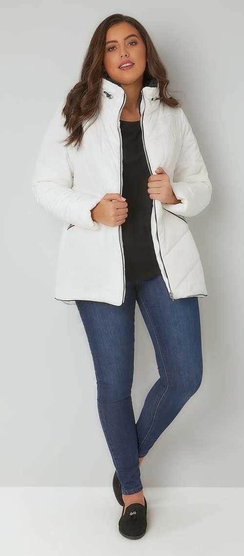 Trendy bunda pro boubelky