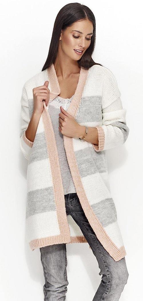 Luxusní dámský moherový svetr
