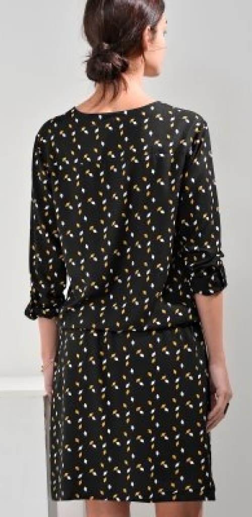 Moderní maxi šaty