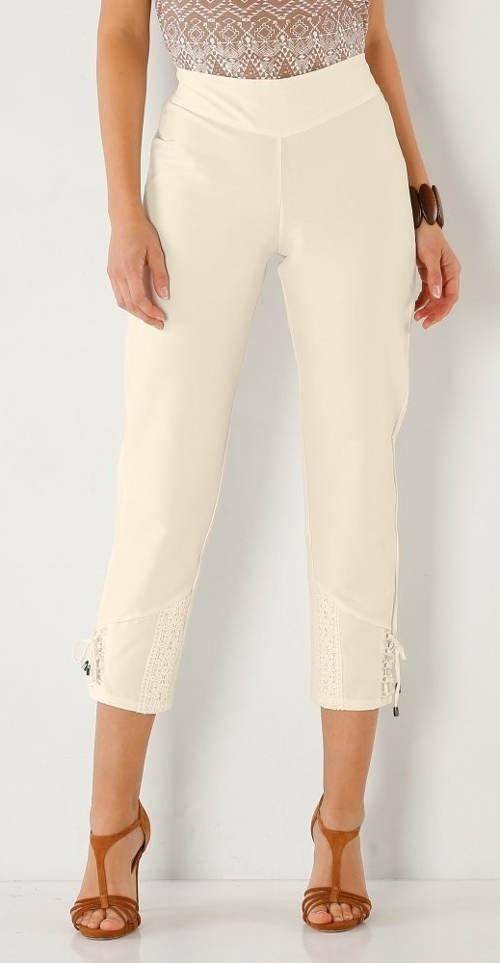 Letní krátké kalhoty nejen pro starší