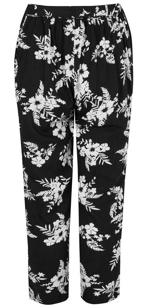 Letní kalhoty Petrklíč