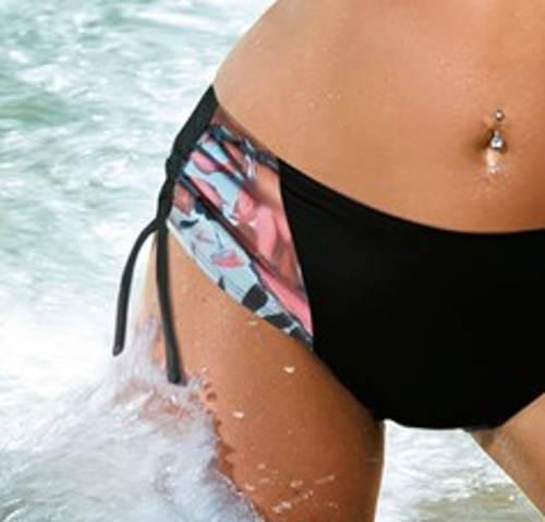 Plavkové kalhotky s regulovatelnou výškou