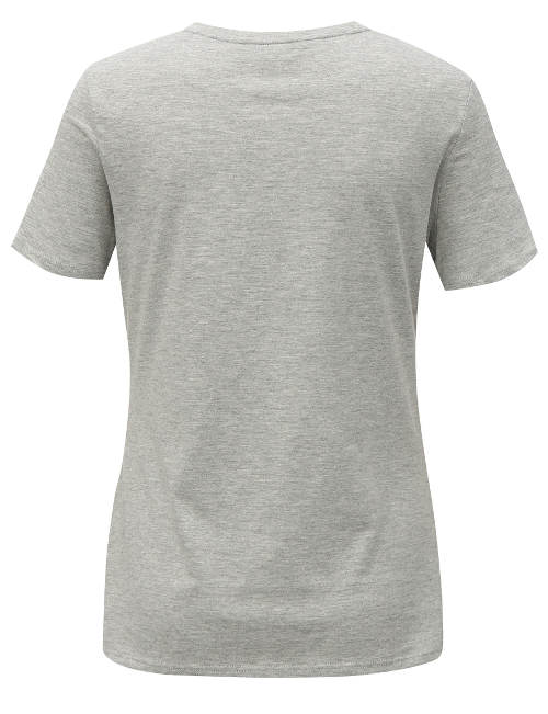 Dámské XXL tričko s krátkým rukávem