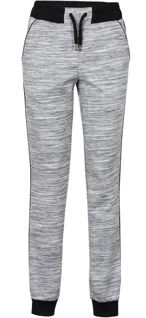 Dámské žihané domácí kalhoty