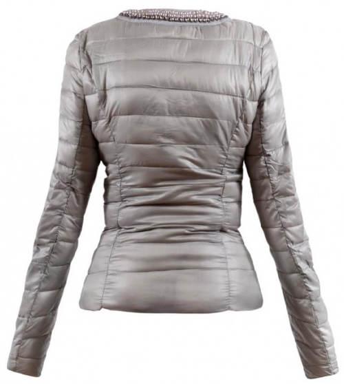 Lehká dámská zimní bunda