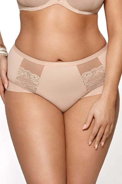Tělové kalhotky Gorsenia pro širší boky
