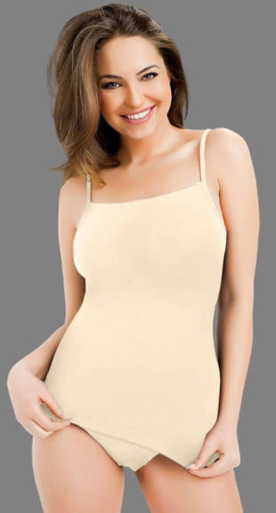 Bezešvá spodní košilka Hanna Style