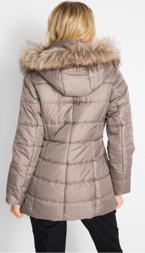 Dámská zimní XXL bunda