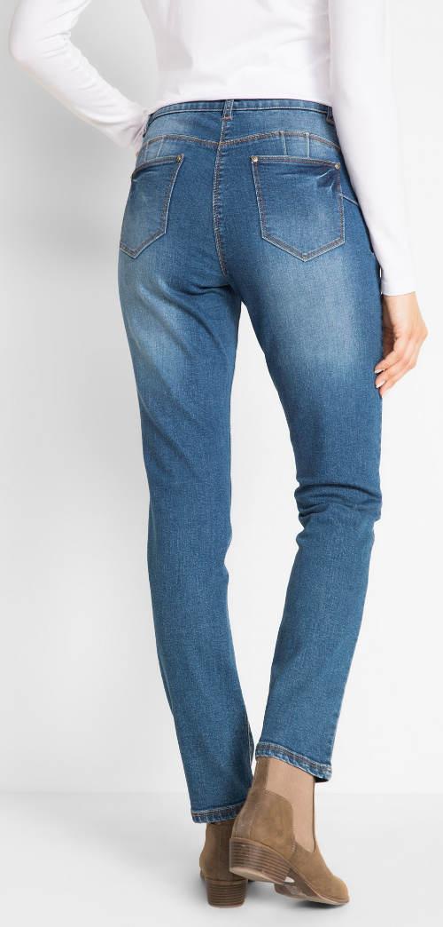 Zeštíhlující dámské džíny levně