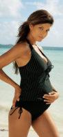 Těhotenské dámské plavky Lascana