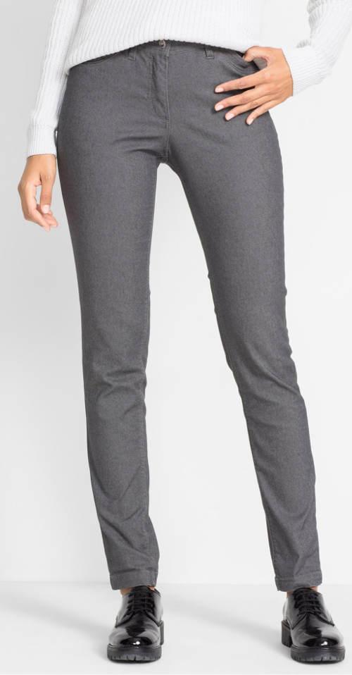 Super Stretch kalhoty pro plnější tvary