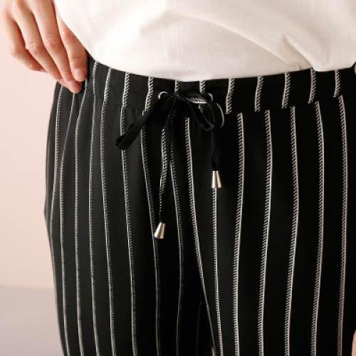 Pohodlné kalhoty pro plnoštíhlé