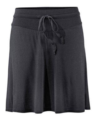 Sportovní sukně pro plnoštíhlé se stahovací šňůrkou