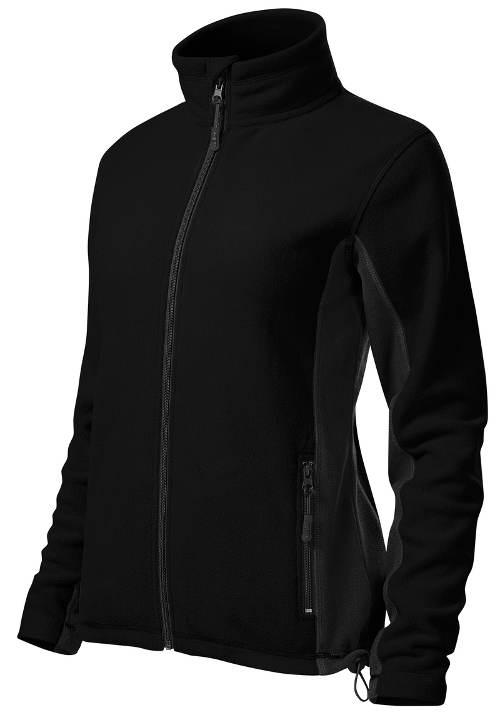 Černá dámská fleecová bunda