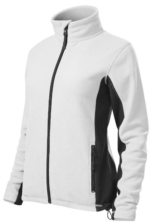 Dámská fleecová bunda pro větší poprsí