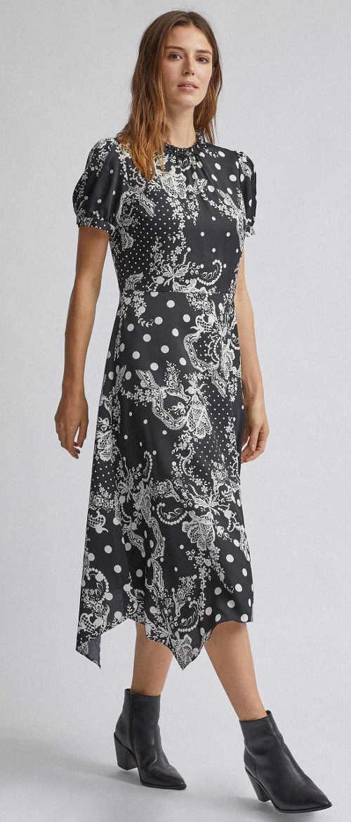 Dlouhé letní dámské šaty Dorothy Perkins