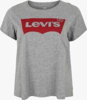 Dámské šedé plus size tričko Levi's