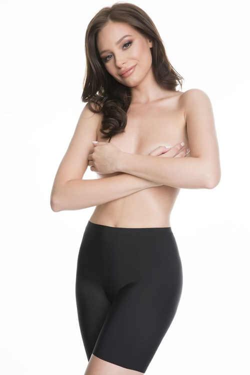 Černé dámské tvarující šortky