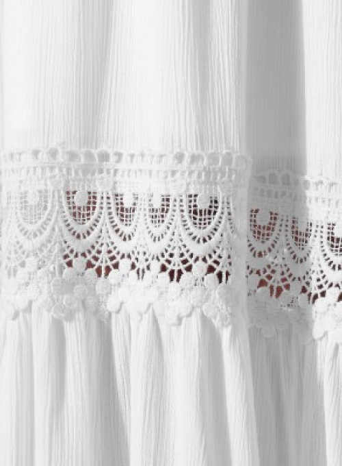 Dámské nadčasové maxi šaty