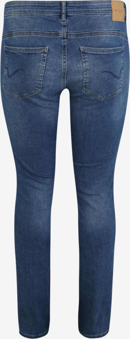 Skinny džíny nadměrné velikosti