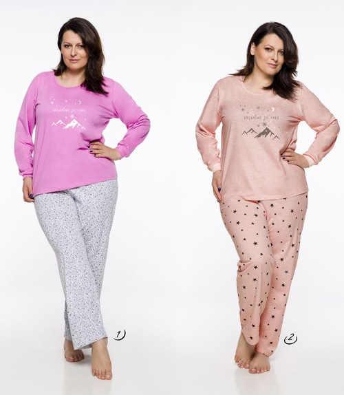 moderní a pohodlné dámské pyžamo