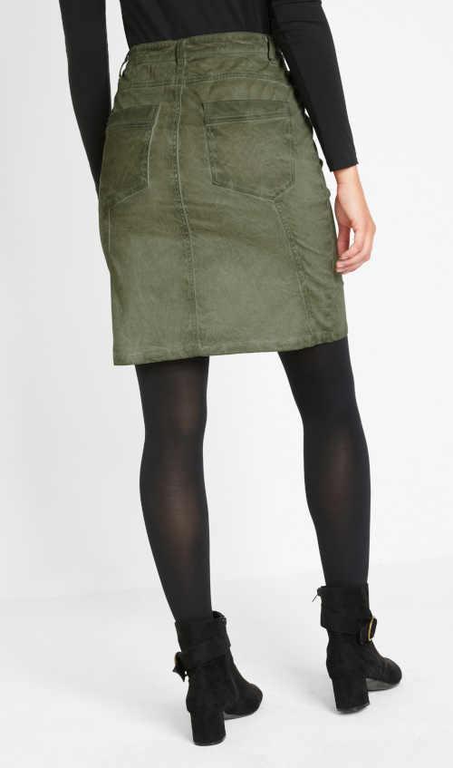 moderní sukně v sepraném vzhledu
