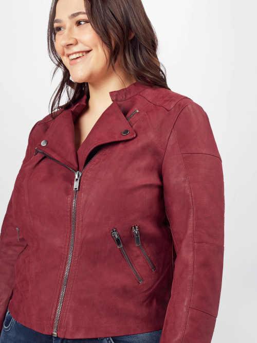 přechodná bunda v módních barvách