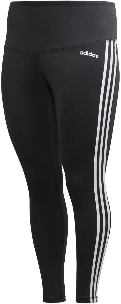 Dámské kvalitní dlouhé legíny Adidas s vysokým pasem