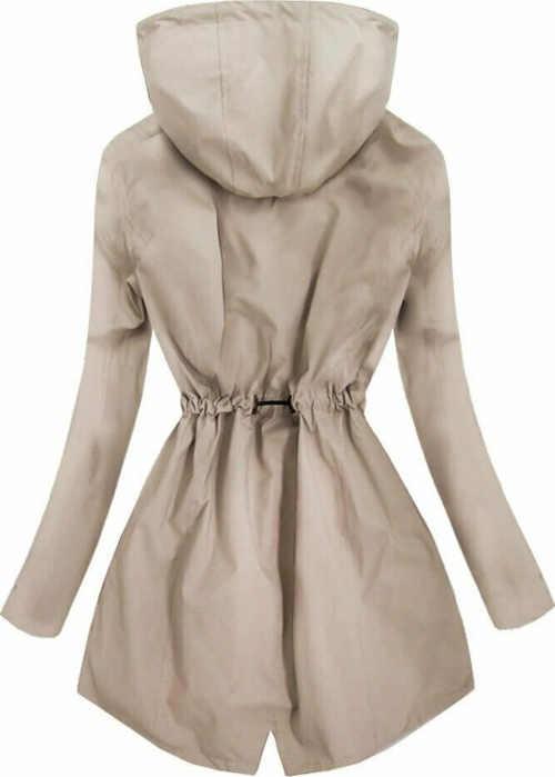 dámská bunda parka na zimu