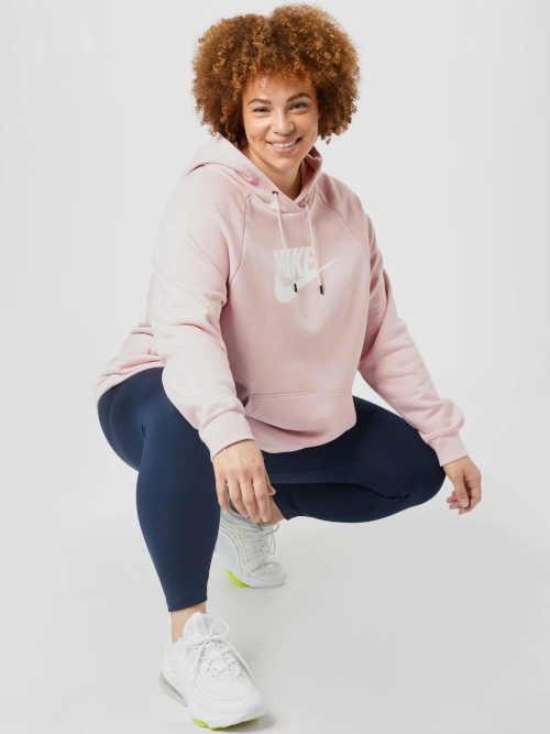mikina Nike s kapsou