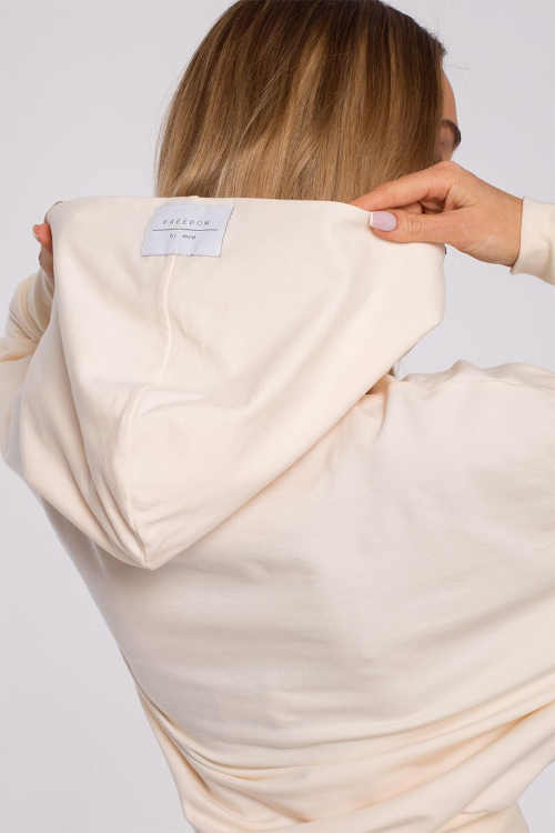 moderní mikina z bavlny