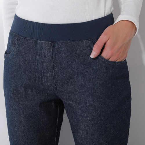 dámské džíny do gumy