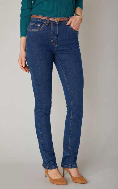 dámské džíny do pasu