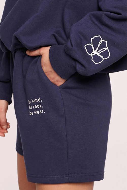 dámské šortky s kapsami
