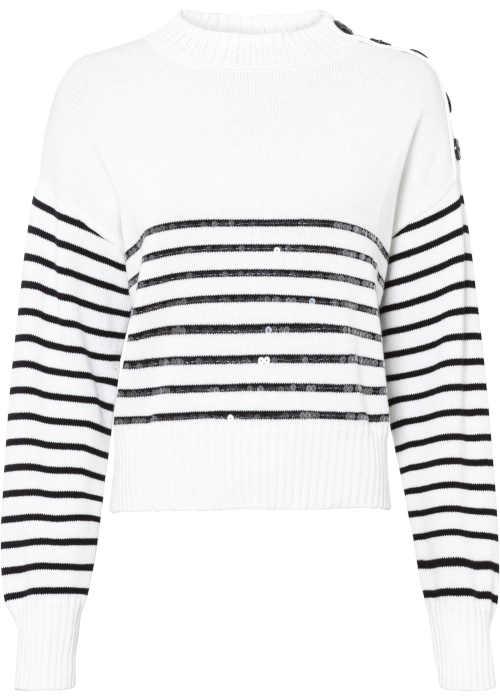 pohodlný dámský pulovr Bonprix